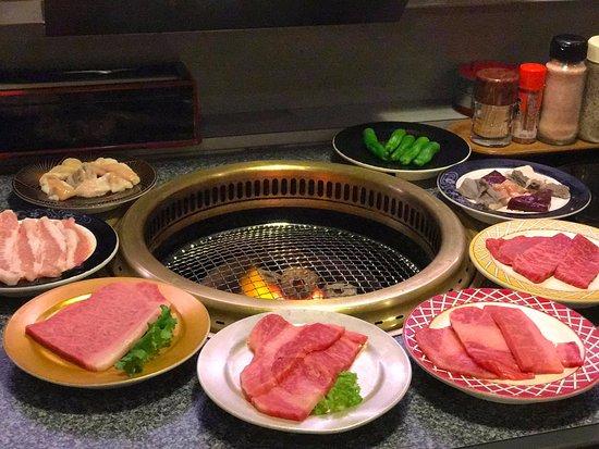 Matsusaka, Jepang: 各式食材