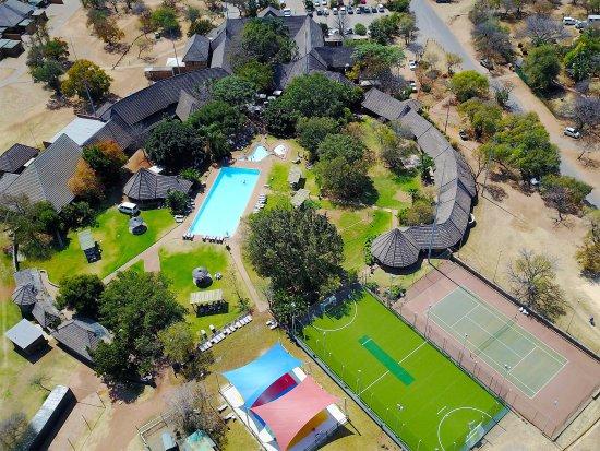Brits, Afrika Selatan: Dikhololo is your ultimate bush escape.