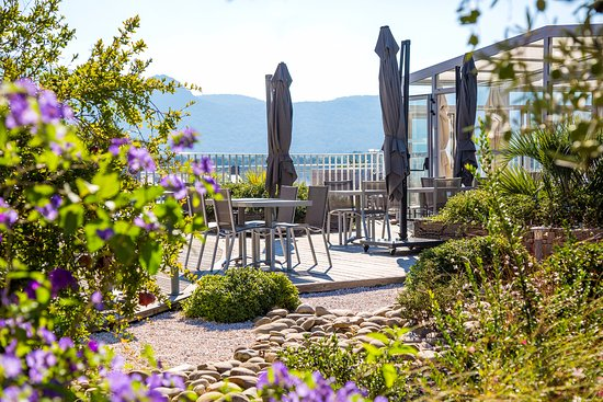 Hôtel Costa Salina : Jardin