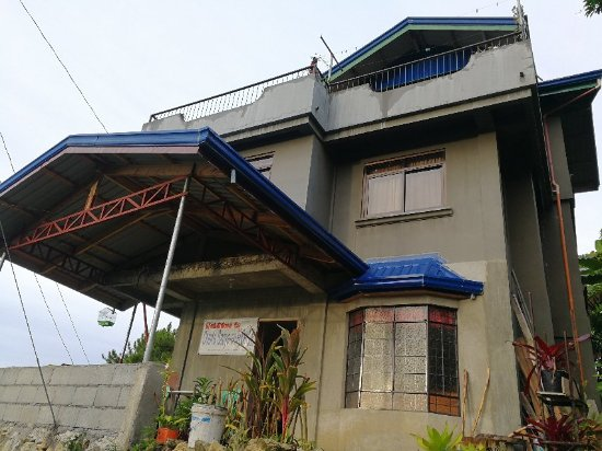 Chen's Sacya-an Home: Our homey accommodation a short distance to the terraces.