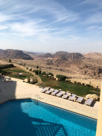 Petra Marriott Hotel Photo