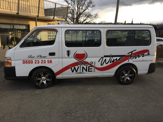 Alexandra, Новая Зеландия: Vine2Wine Uncorked