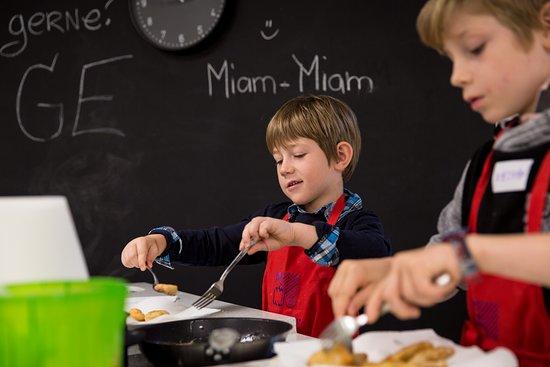 Alimentarium food museum vevey for Atelier cuisine vevey