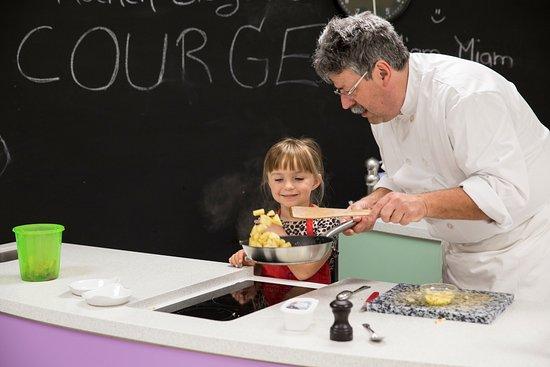 Alimentarium mus e de l 39 alimentation vevey 2017 ce for Atelier cuisine vevey