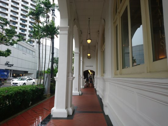 Raffles Hotel Singapore: photo1.jpg