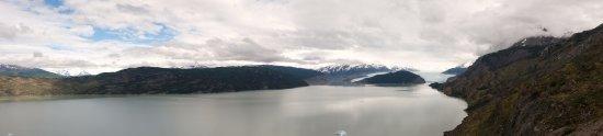 Torres del Paine National Park, Chili : Trail zum Grey Gletscher