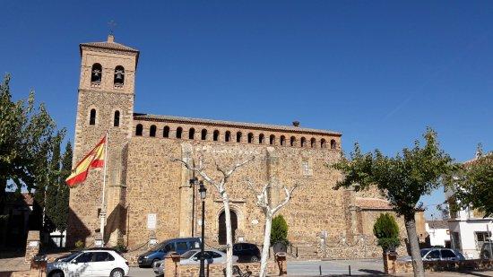 Viso del Marques, Spania: Iglesia de la Asunción, en Viso del Marqués