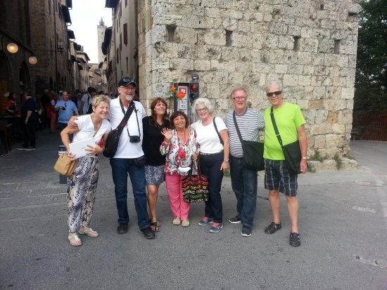 San Donato, อิตาลี: guida autorizata