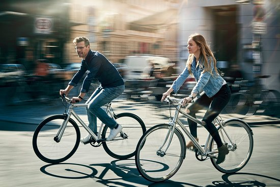 25hours Hotel The Trip: Schindelhauer Bikes zur Miete