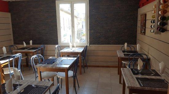 Bellegarde, Frankrike: Salle étage