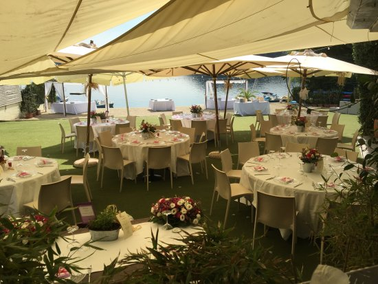 Cadrezzate, Italia: Matrimonio settembre 2016