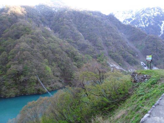 Kurobe, ญี่ปุ่น: 黒部峡谷 (富山県 黒部市)