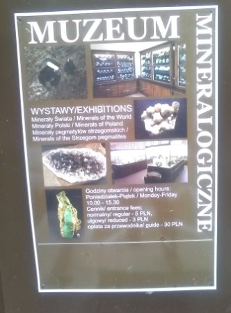 Wroclaw Mineralogical Museum