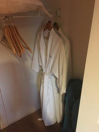 West Barnstable, MA: Bath Robes.