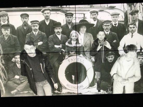 Kotka, Finlândia: Музей,где собрана история Финляндии до наших дней.Много яхт,морских шлюпок,катеров.