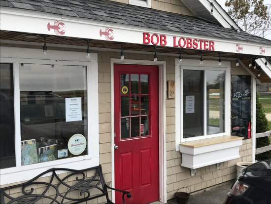 Newbury, MA : Bob Lobster