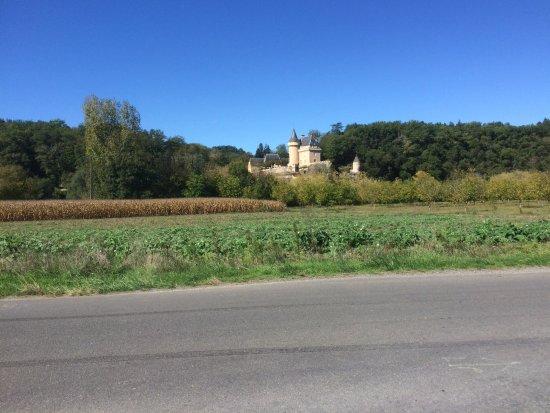 Valojoulx, فرنسا: Chateaus surround us
