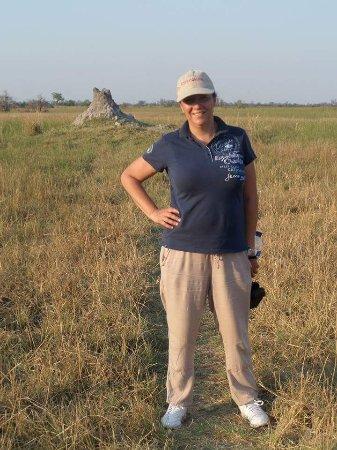 Maun, Botswana: Moi