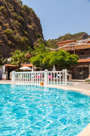Ata Lagoon Beach Hotel Oludeniz Turkey Reviews