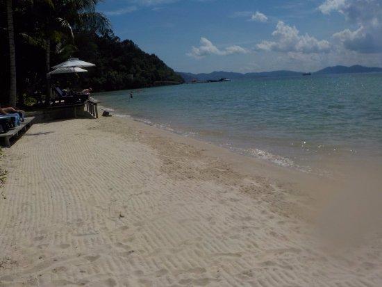 Pulau Gaya, Malaysia: Stunning beach