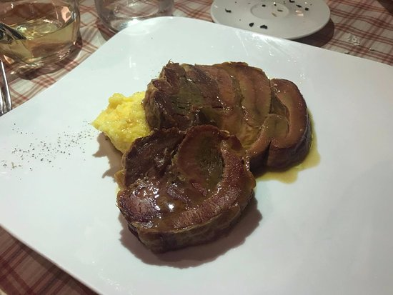 Brtonigla, Kroatië: best istrian food