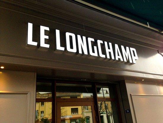 2338e9ed64ec75 Le Longchamp, L'Isle-sur-la-Sorgue - Restaurant Reviews, Photos ...