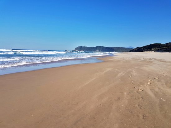 Sedgefield, Sør-Afrika: Myoli Beach