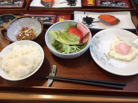 Minamisoma, ญี่ปุ่น: 朝食