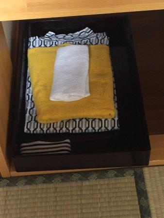 Minamisoma, ญี่ปุ่น: 浴衣・タオル