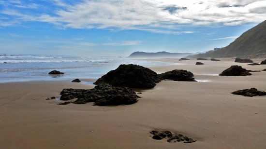 Sedgefield, Sør-Afrika: Myoli/Cola Beach