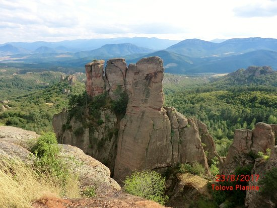Belogradchik, Bulgaria: Felsenformation