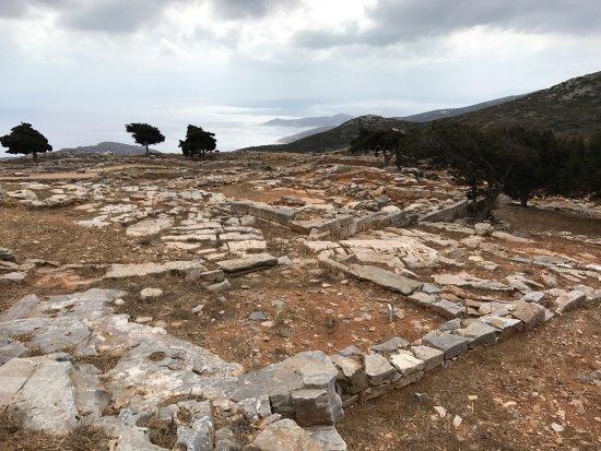 Sifnos, Grecia: Ruinas