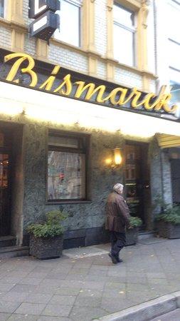Bismarck Hotel: 初めてデュセルドルフに宿泊しました。