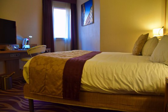 Crowne Plaza Toulouse: Rooom