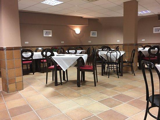 Mocejon, Spain: El comedor