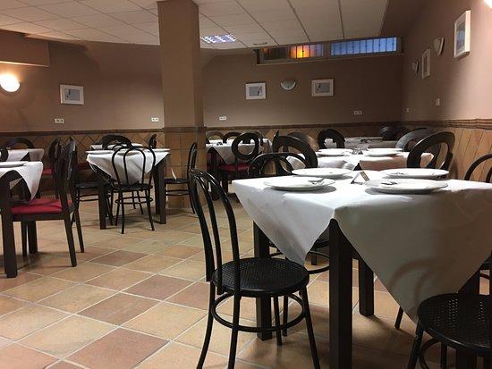 Mocejon, Spain: Comedor