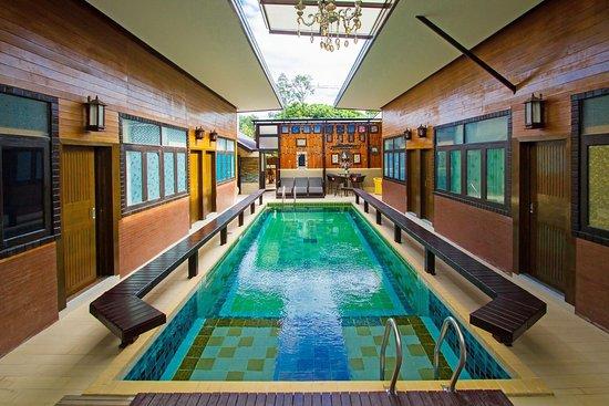 Saraphi, Thailand: Pool