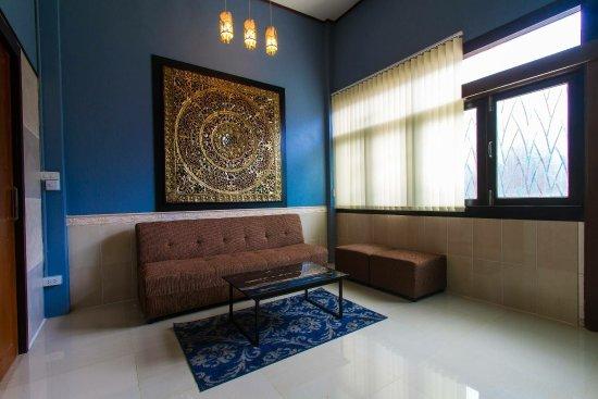 Saraphi, Thailand: Delux Suite