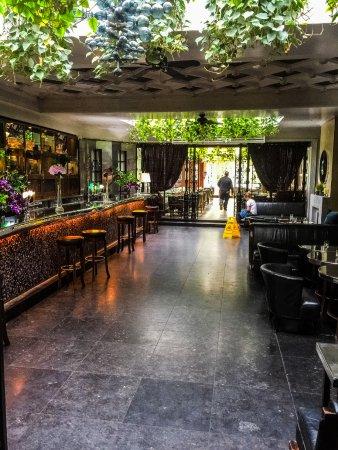 Foto de Langton House Hotel