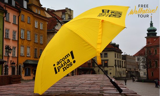 Free Walkative! - Tours Warsaw