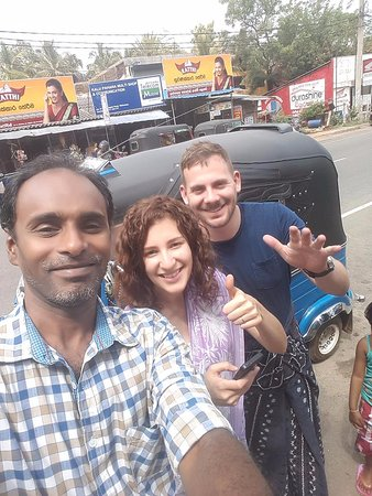 Sri Lanka Private Driver: Like a Local with my valuable guest