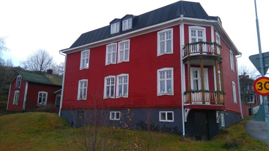 Around Holmsund