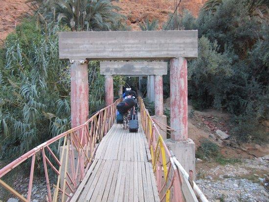 Maison d'Hotes Kasbah Taborihte: Departure