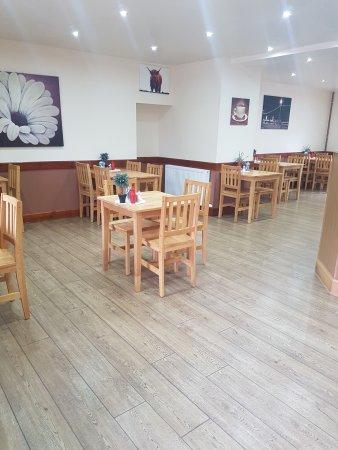 Alness, UK: Cafe Picante