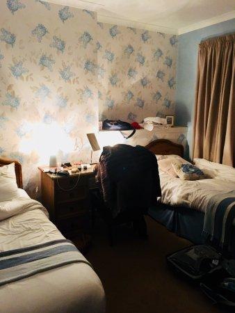 Kinlochleven, UK: B&B très agréable, chaleureux et propre, vue sur montagne
