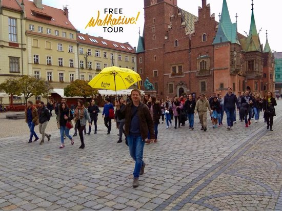 ‪Free Walkative! - Tours Wroclaw‬