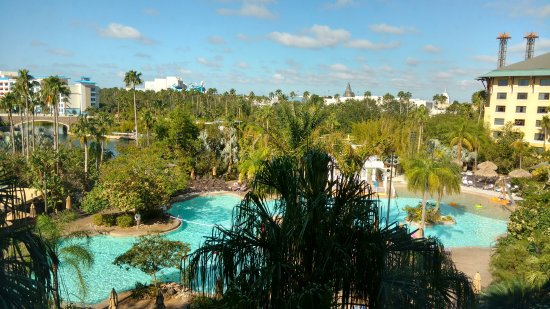 Booked A Waterview Room Picture Of Loews Royal Pacific Resort At