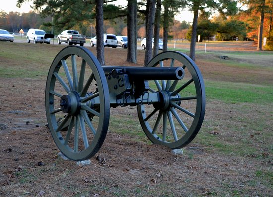 Mechanicsville, VA: Cannon