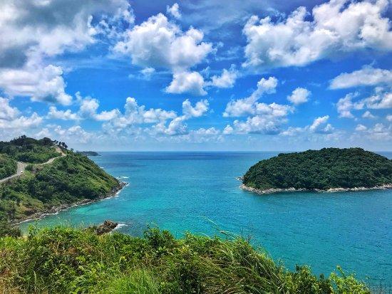 Rawai, Tayland: вид на Адаманское море