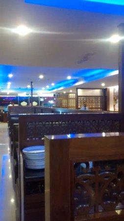 Anjappar Chettinad Restaurant: Anjapper Resturent Inside